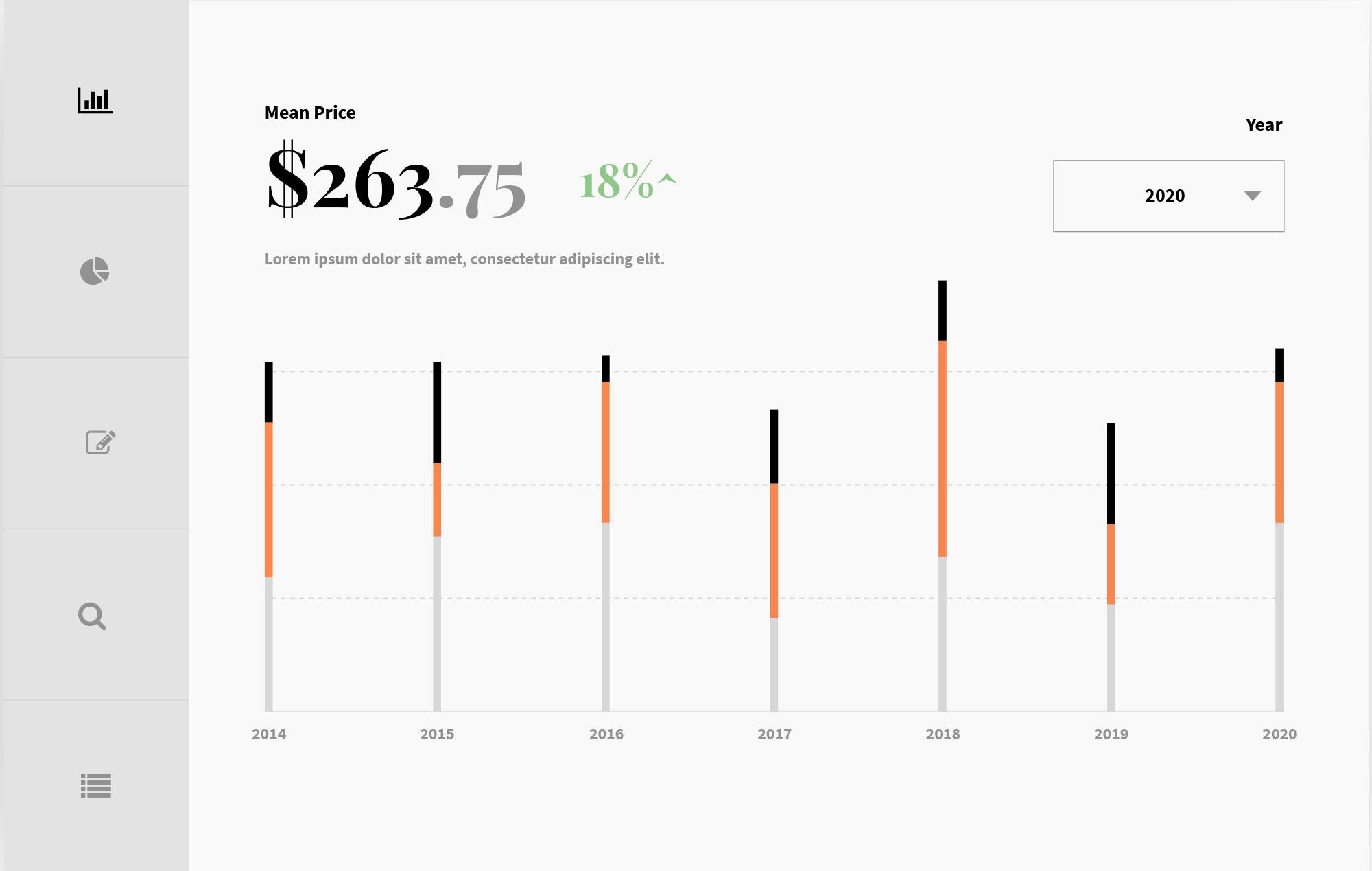 Interactive Data Charts