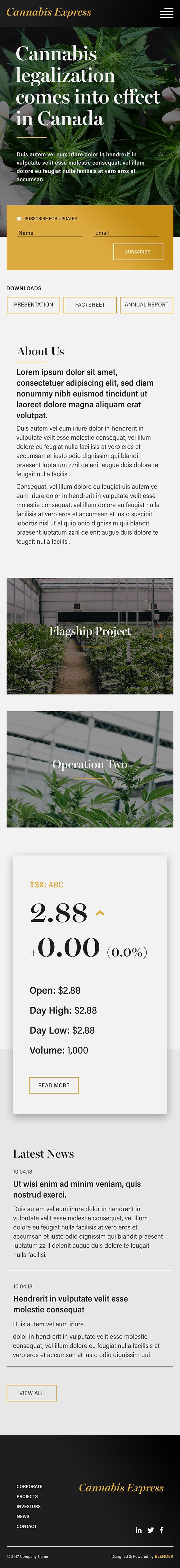 Cannabis Express